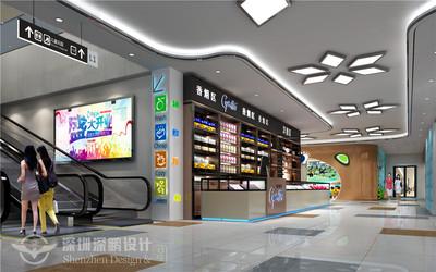 湖南娄底华润时代广场设计效果图